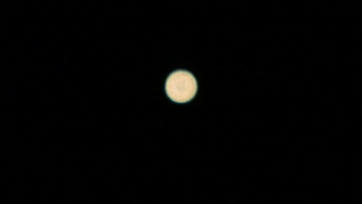 «Самый яркий объект после Луны»: новосибирец сделал фото большой Венеры на обычную «мыльницу»