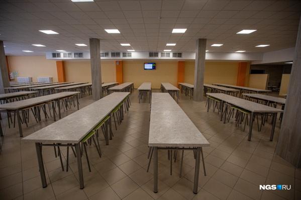 Школьные столовые опустели до конца учебного года. Сейчас тем детям, которые получали бесплатное питание, выдают сухпайки