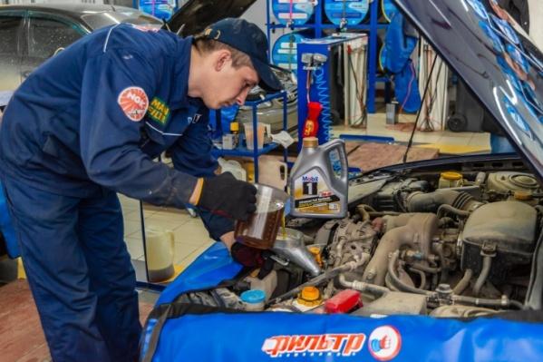 Автомеханики бесплатно проведут диагностику всех расходных материалов автомобиля и посоветуют, что следует «полечить»
