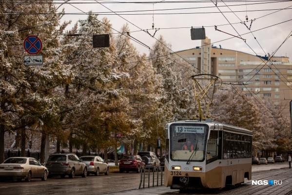 Первый снег новосибирцы, по прогнозам синоптиков, смогут в этом году увидеть уже в третьей декаде октября
