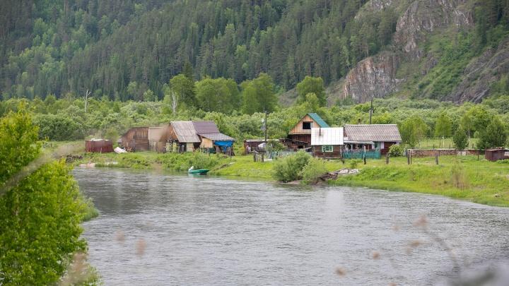 Изоляция в изоляции: как живет глухая деревня в 100 км от Красноярска в пандемию