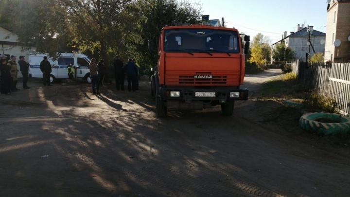 В Самарской области 11-летний ребёнок угодил под колёса КАМАЗа