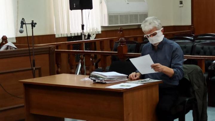 Волгоградец подал в суд на губернатора Бочарова и его режим «повышенной готовности» к коронавирусу
