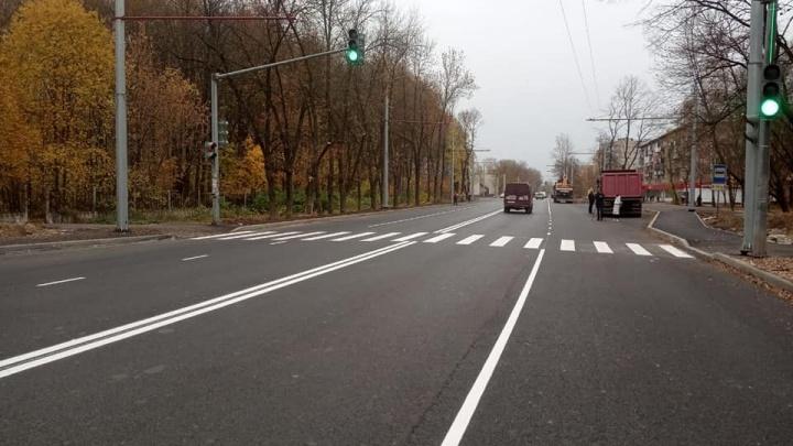 13 октября в Ярославле откроют движение по Тутаевскому шоссе. Но с ограничениями