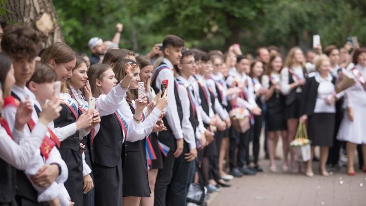 В Ростовской области учебный год завершится вовремя