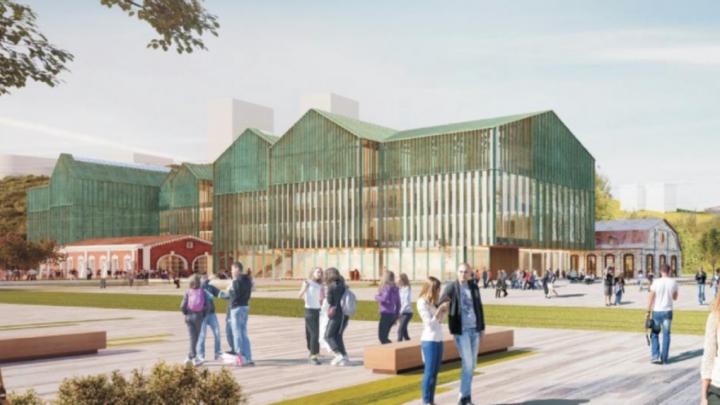 В Перми объявили конкурс на строительство нового здания художественной галереи