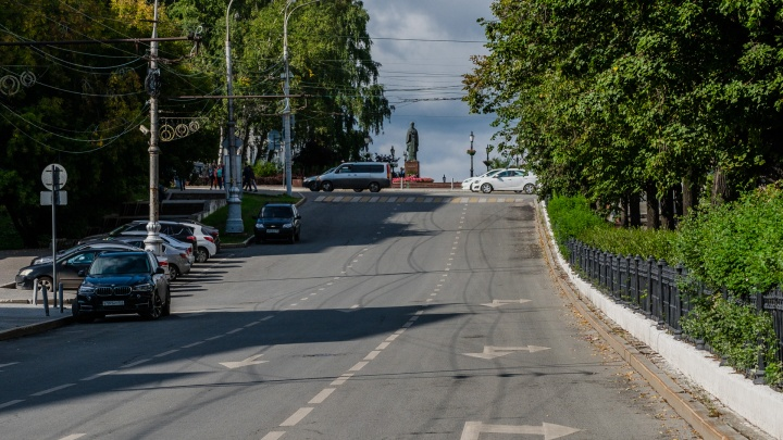 В центре Перми закроют движение из-за соревнований по триатлону