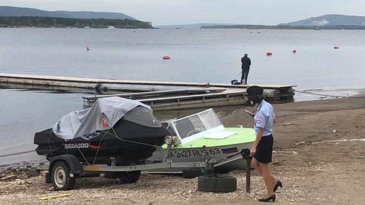 Берег Самары очистят от незаконных лодочных станций