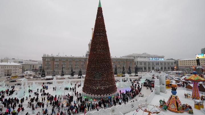 Главный санитарный врач региона ответил, будет ли ледовый городок и новогодние елки для детей