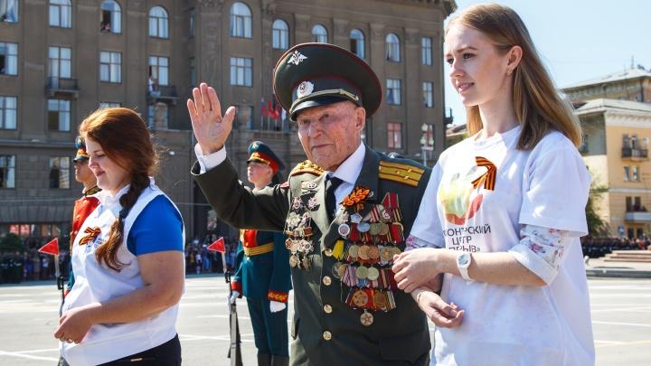 Защищал Москву, Сталинград и Кавказ: в Волгограде на 101-м году жизни скончался ветеран Владимир Туров