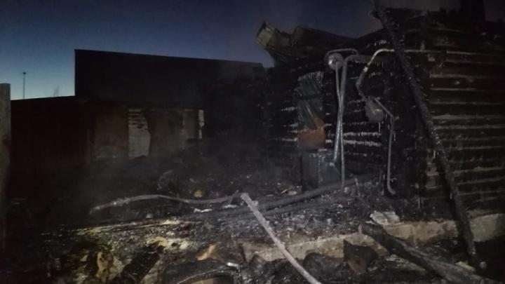 Власти Башкирии выделили более миллиона рублей на помощь пострадавшим при пожаре в доме престарелых