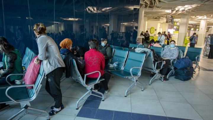 Вернувшийся домой из Новосибирска кыргызстанец оказался болен коронавирусной инфекцией