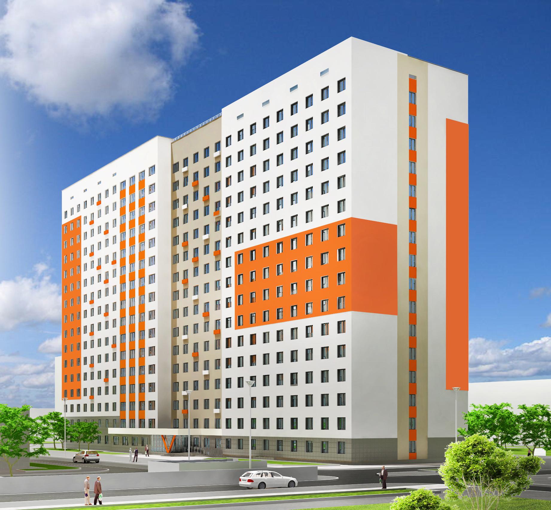 Здание будет рассчитано на 1328 человек