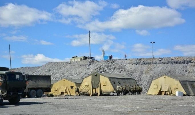 В Роспотребнадзоре уточнили точное количество зараженных в Северо-Енисейском районе вахтовиков