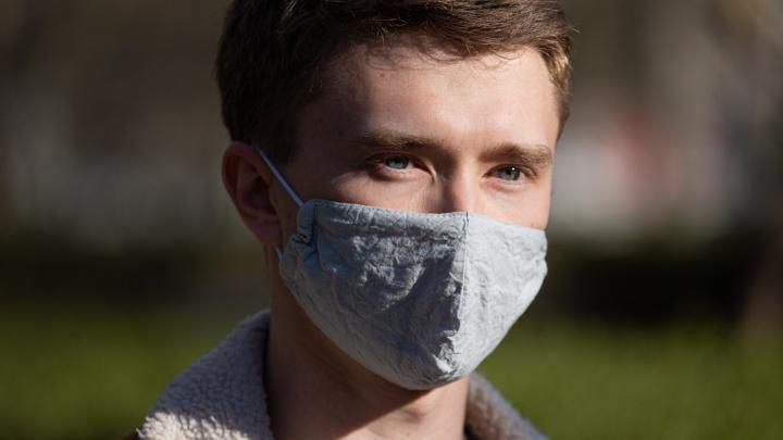 Техник из Челябинска снялся в рекламе масок и «хайпанул» во время пандемии коронавируса