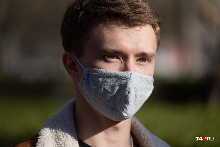 Камилю Якупову 23 года, и он начинающая модель