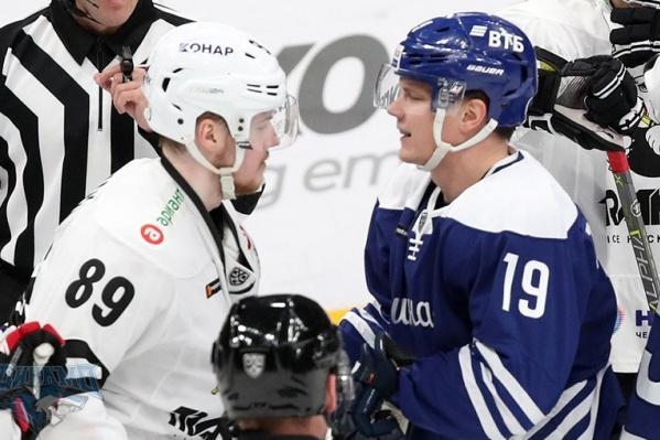 «Трактор» провёл заключительный выездной матчрегулярного чемпионата КХЛ