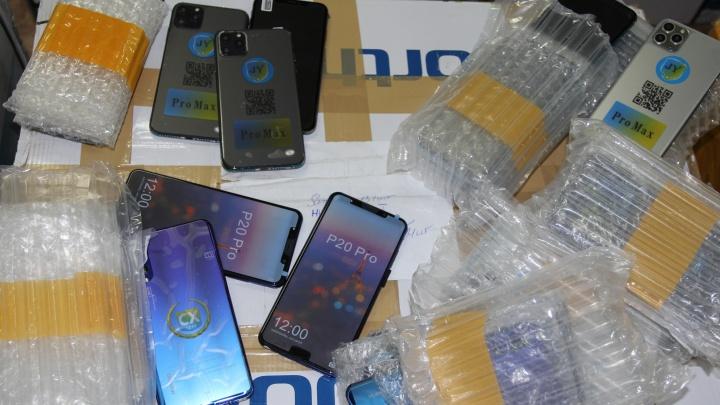 Apple из Киргизии: в Самарской области задержали партию поддельных гаджетов