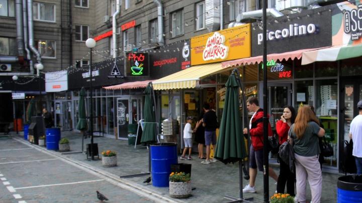 Суд наказал кафе из ресторанного дворика. Но штраф оказался в 100 раз меньше, чем грозили