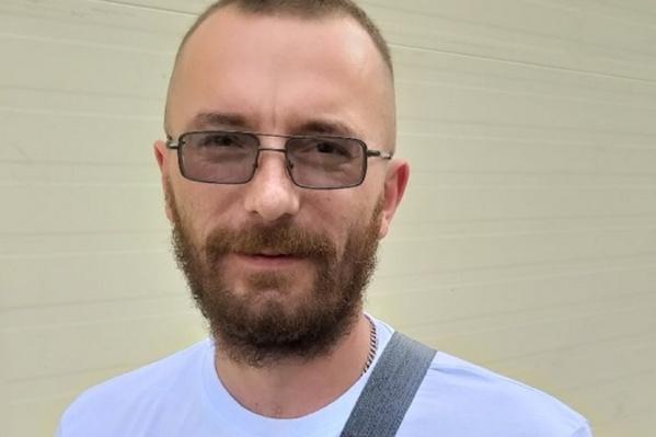 Утром 19 октября Сергей Костарев вел себя странно, а потом ушел из дома