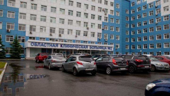 В тюменской больнице обнаружен крупный очаг COVID-19