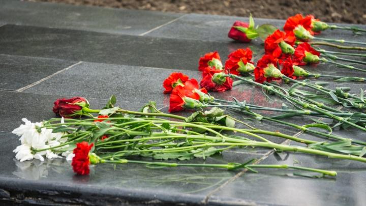 Омичу передали останки брата, погибшего на войне под Новороссийском