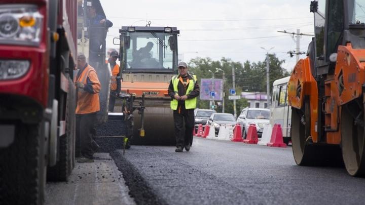 В Челябинске разыграли многомиллионные торги на ремонт дорог. Рассказываем, кто взял контракт