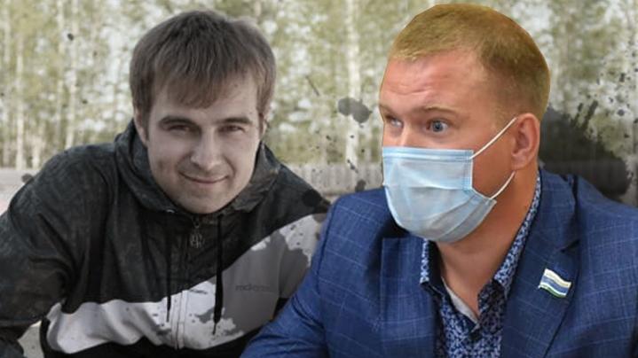 Депутат Коркин, которого обвиняют в убийстве, отказался идти в суд из-за болезни, но выступил в Заксобрании