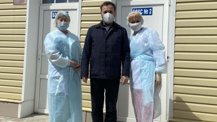 Хроника коронавируса: политик Рустем Ахмадинуров выписался из больницы, куда попал из-за COVID-19
