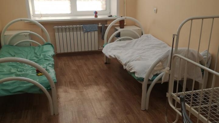 Жительница Ярославской области рассказала, как попала в инфекционную больницу с маленьким ребёнком