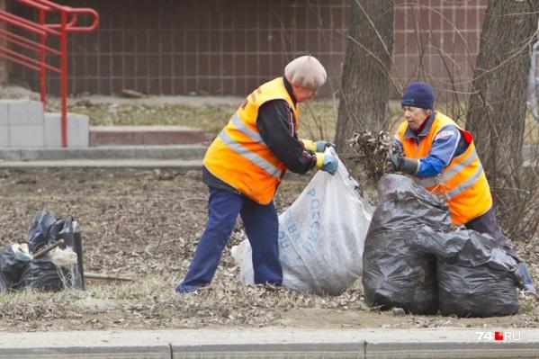 Обычно уборка улиц в Челябинске стартует с 1 апреля, но погода этой весной позволит начать её пораньше