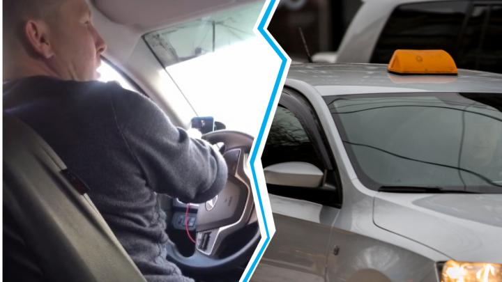 «Я тебе пацан, что ли, 15-летний»: таксист обматерил пассажирку во время пробок — скандал закончился в полиции