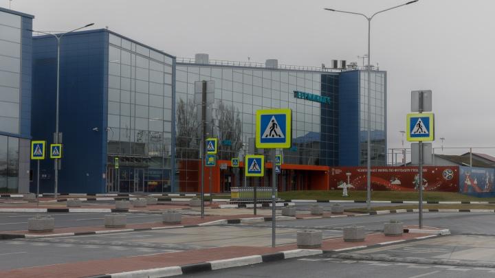 В аэропорту Волгограда отменен один рейс до Сочи