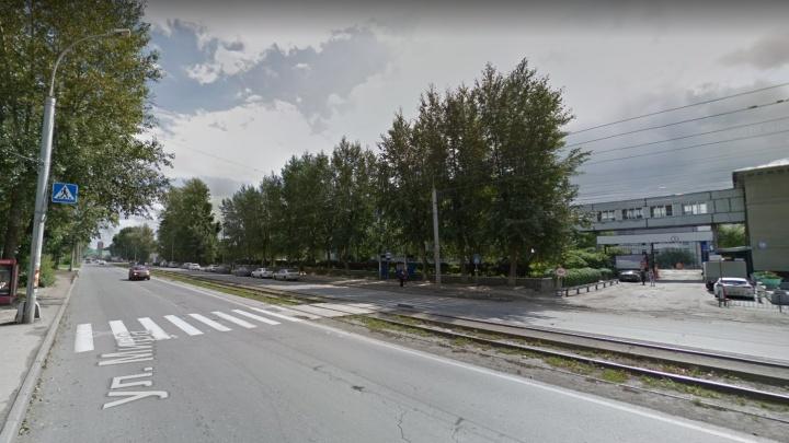 Новосибирский водитель получил срок за сбитого насмерть пешехода, который шёл от трамвая в поликлинику