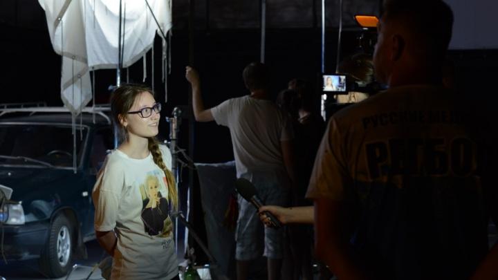 В Екатеринбурге школьница начала экранизировать рассказ Стивена Кинга. Права на него стоили доллар