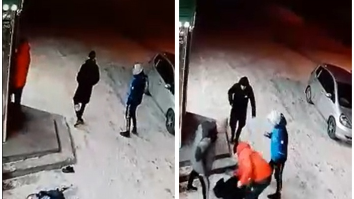 Толпа пьяных подростков избила женщину-таксиста в Первомайском районе