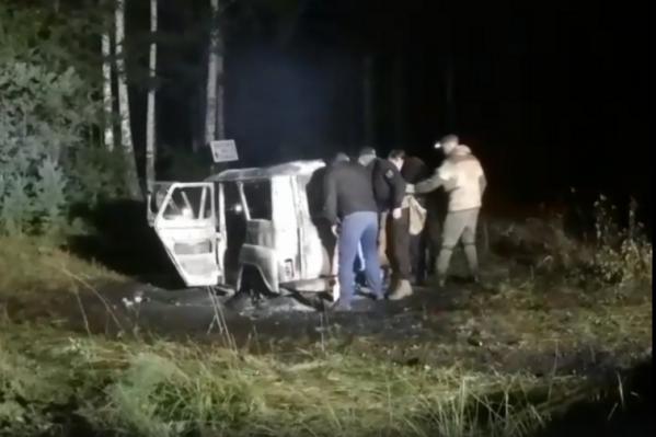 Браконьеров, которые обстреляли УАЗинспектора департамента природных ресурсов, задержали в Сысерти