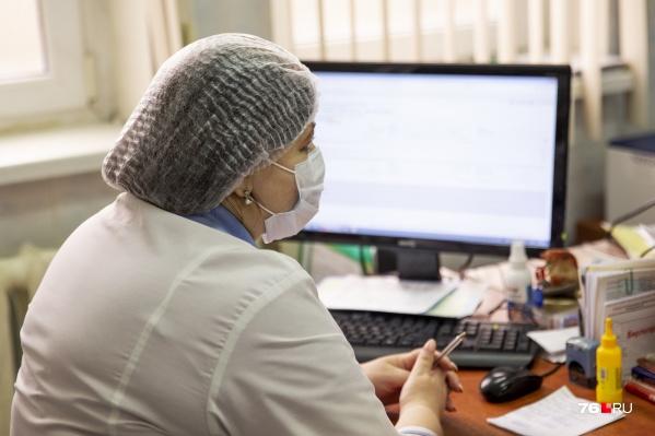 Результат мазка на коронавирус значительно задержали