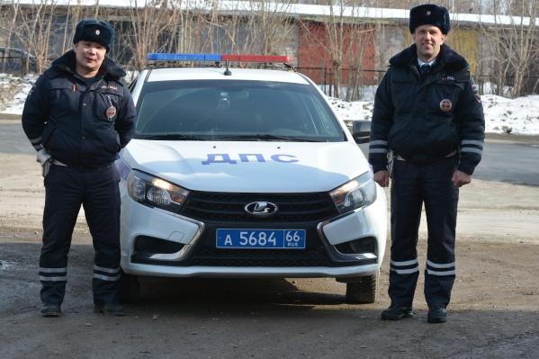 Нурлан Ахметов и Александр Киселев помогли спасти жизнь маленькому Данилу