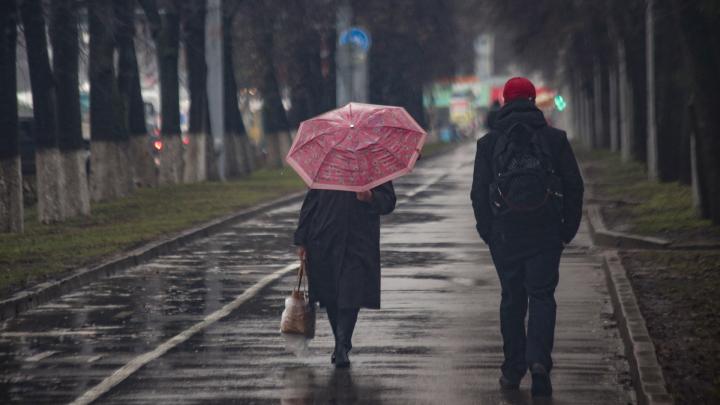 В Башкирии объявили штормовое предупреждение