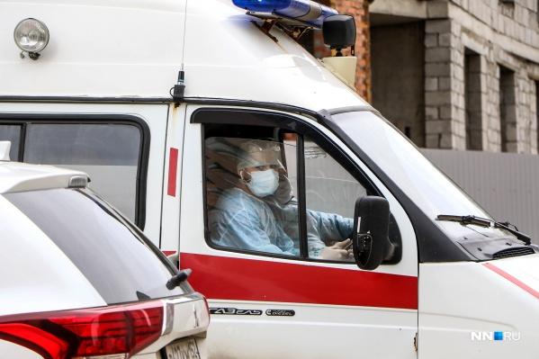 Общее число инфицированных в Пермском крае достигло 3581