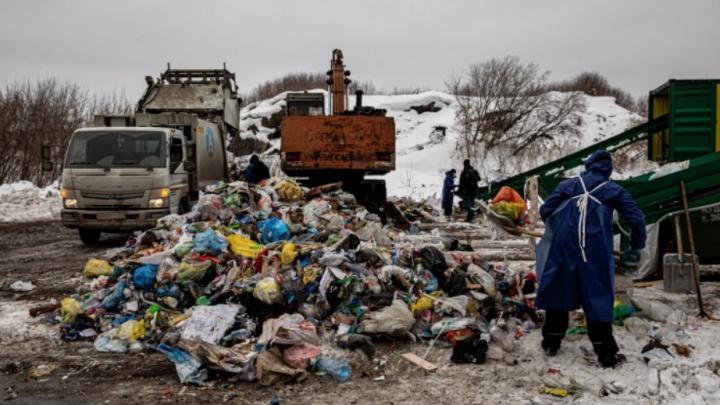 «Это рэкет какой-то»: новосибирцу выставили счет за вывоз мусора на 16 тысяч