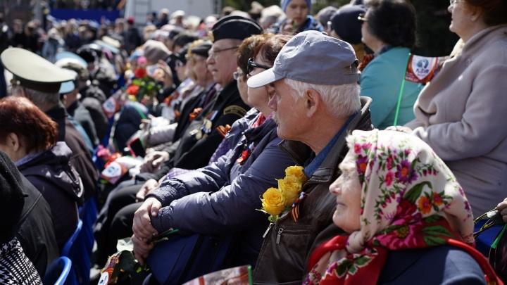 Омичам разрешили прийти на парад Победы