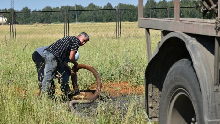 «Издевательство над людьми»: скважину в Шумихе починили, но это не решит проблем с водоснабжением