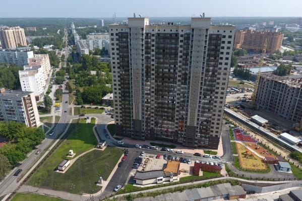 В жилом комплексе можно купить квартиру с низкой ипотечной ставкой