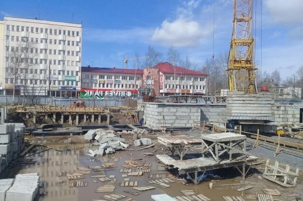 Жилой комплекс планируют построить к 2022 году