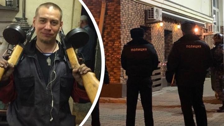 Петербуржец признался в том, что блокировал площадки в Екатеринбурге, где шел показ ЛГБТ-фильма