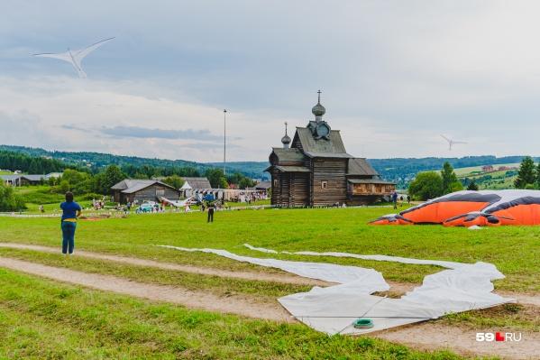Музей под открытым небом в Хохловке — в списке обязательных мест для съемок видео