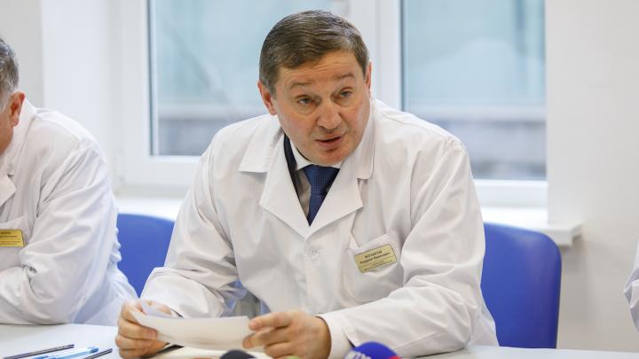 «Рост доли средних и тяжелых случаев»: волгоградский губернатор заявил о наплыве приезжих с COVID-19