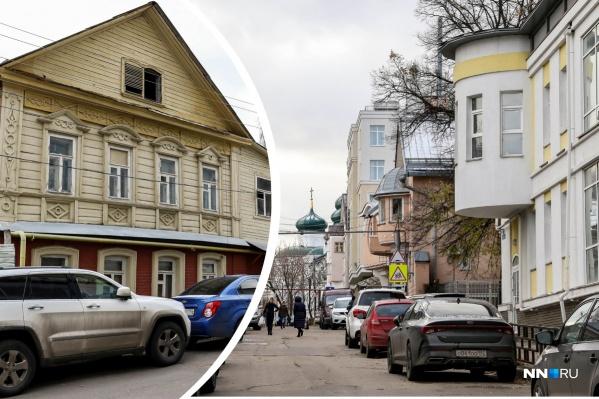 Гуляем по одной из самых старинных улиц Нижнего Новгорода